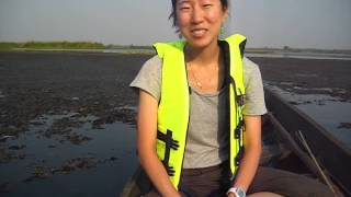 Teaching about Liver Fluke Infection in Lawa Lake Video Bloopers