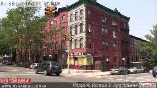 Brooklyn, New York City - Video tour of a Bed & Breakfast on 4th Street (Park Slope)