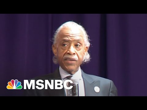 Rev. Sharpton At Daunte Wright Funeral: 'We Came To Bury The Prince Of Brooklyn Center' | Katy Tur