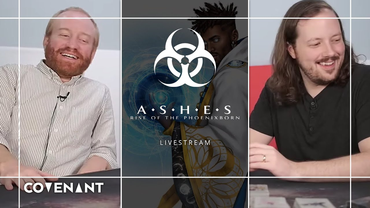 Ashes Reborn - Gameplay feat. Odette Versus Victoria