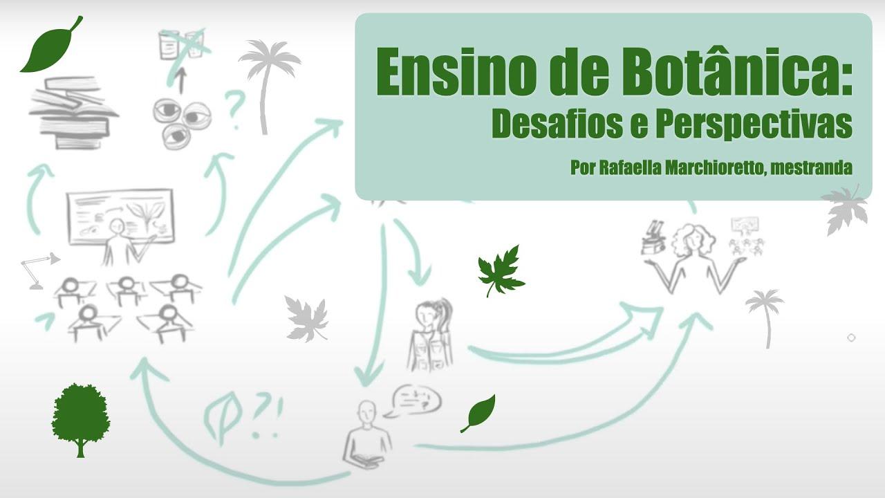 Ensino de Botânica: Desafios e Perspectivas