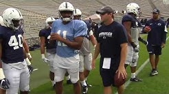 Tom Dienhart's Impressions From Penn State Practice