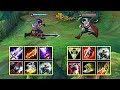 New Garen Vs Darius Full Build Fights Andamp Best Moments