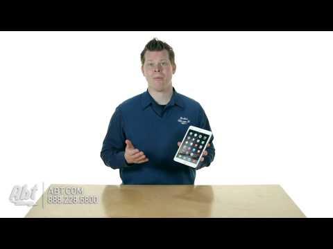 Apple iPad Mini 3 Features