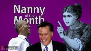 Obama vs Romney: Special Interactive Nanny of the Month!