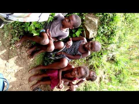 Haiti Mountain residents DIY Solar Powered Pumps for Water