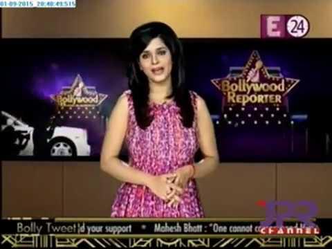 E24-Rajpal Yadav and Aryan Jaiin (Music Dir) on E24 Bollywood Channel