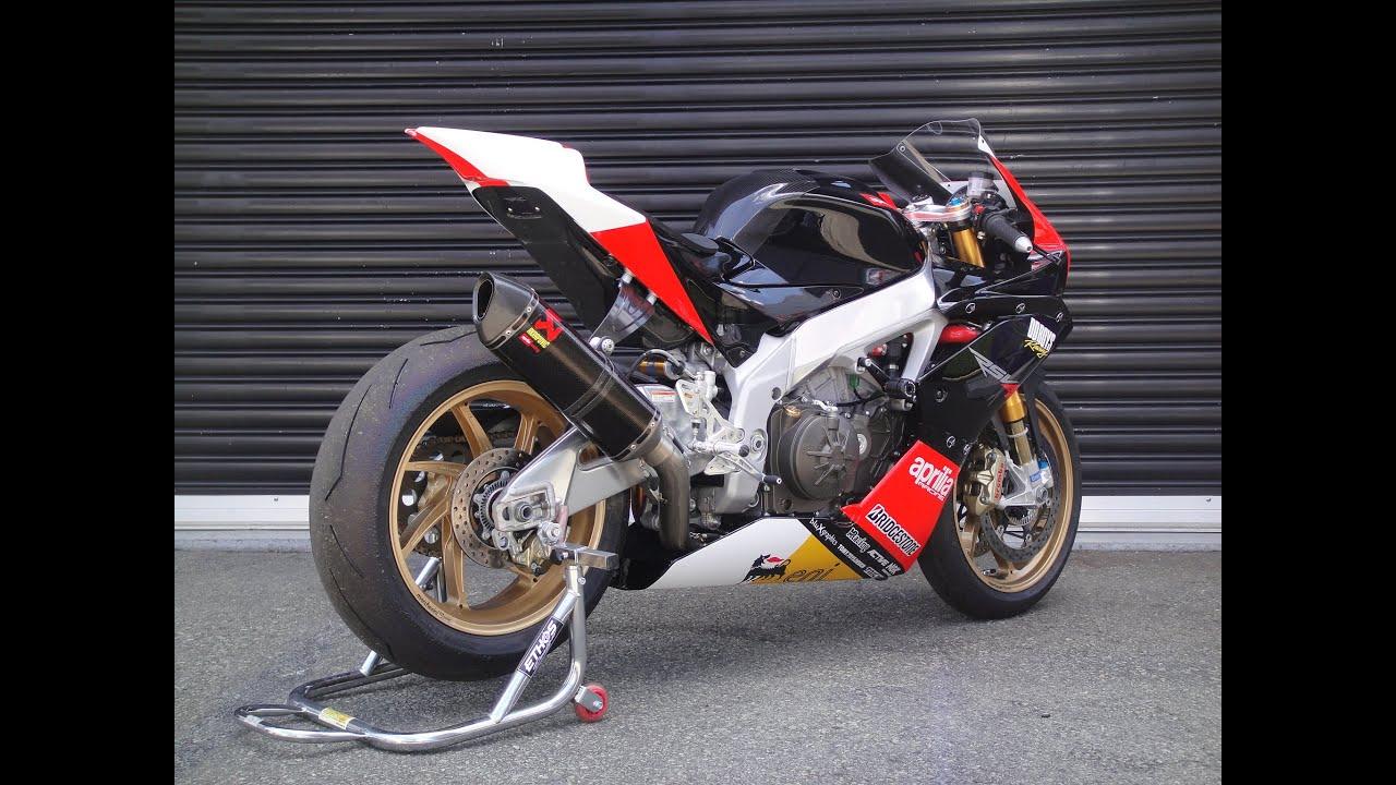 Brutal April... Ducati Youtube
