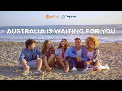Australia is waiting for you | ILSC & Greystone College