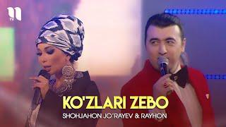 Shohjahon Jorayev \u0026 Rayhon - Kozlari Zebo Concert Rayhon 2020