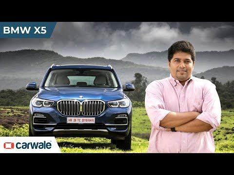 BMW X5 | Luxury Can Be Fun! | CarWale