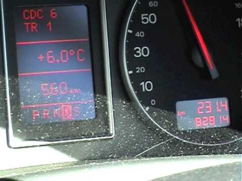 Audi Dash Diagnostics Doovi