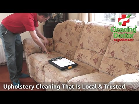 Cleaning Doctor - Upholstery Cleaning, Sofa Cleaning by Cleaning Doctor
