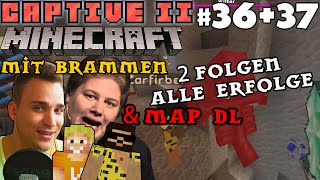 FINALE & MAP DOWNLOAD | Captive Minecraft 2 #36 mit Br4mm3n - Room of Monuments