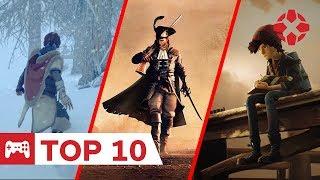 10 videojátékos gyöngyszem, ami 2018-ban érkezik