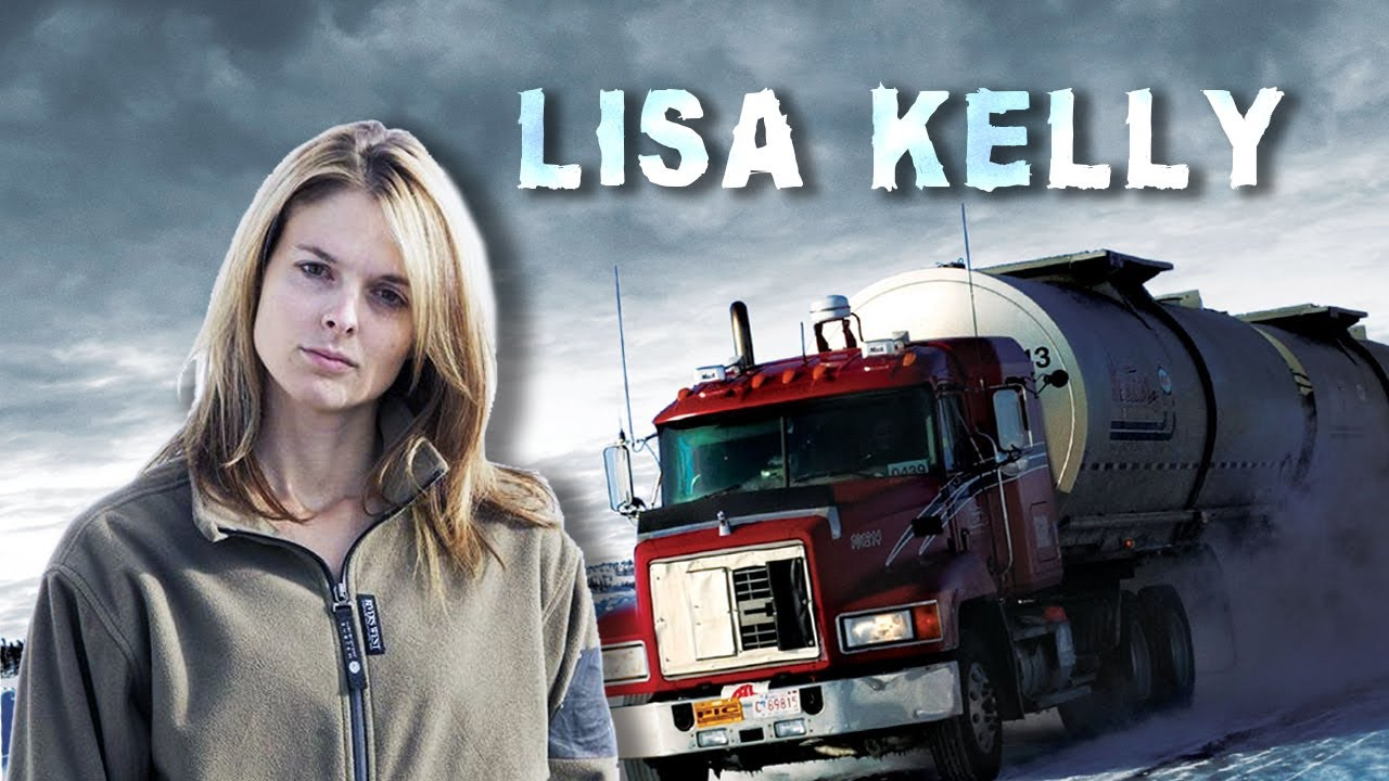 """Download The Untold Truth Of Lisa Kelly from """"Ice Road Truckers"""""""