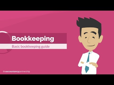 Basic Bookkeeping Guide - The Accountancy Partnership