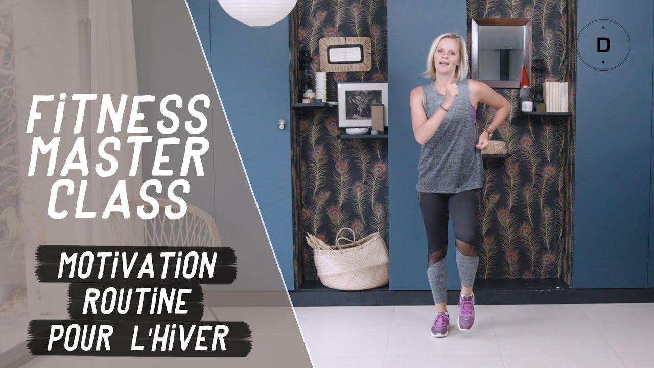684539562e3 Routine sport pour rester motivé(e) (20 min) - Fitness Master Class ...