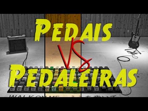 Download {Line 6 FIREHAWK} Pedais VS Pedaleiras (POD X3 | POD HD500) | Alex Machado