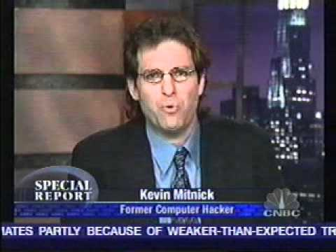Kevin Mitnick Interview with CNBC