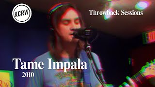 Tame Impala -  Full Performance -  Live on KCRW, 2010