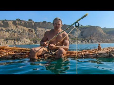 Primitive Ocean Kayak Fishing And Dolphin Encounter