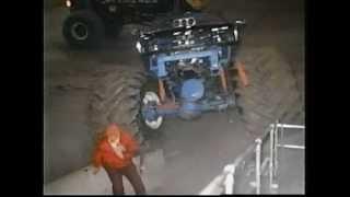 Fatal Monster Truck Accident