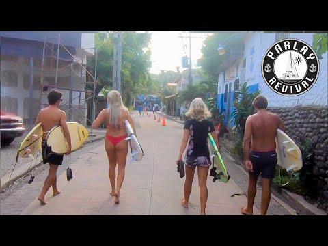 Work Hard, PLAY HARDER - Boys Surf Trip To El Salvador - Episode 40