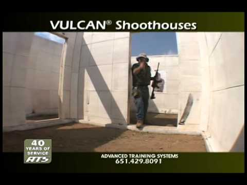 Ballistic Shoot Houses Provide Realistic Live Fire Tactical ... on outdoor shooting range designs, building a gun room designs, indoor gun range designs, shooting barricade designs, shooting house designs,