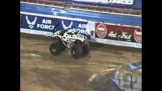 Monster Mutt Dalmatian Freestyle Monster Jam World Finals X