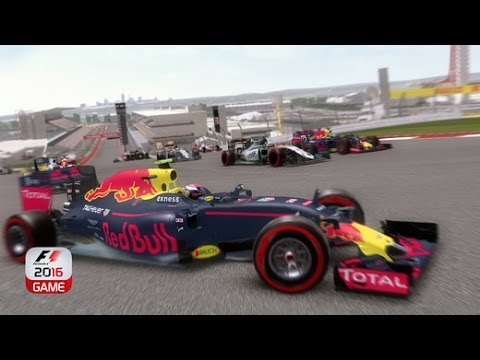 F1 2016 MOBILE IOS Career Gameplay Trailer