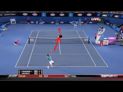 Federer VS Murray Australian Open 2010 Full Highlights
