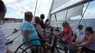 St Maarten 12 Meter Challenge