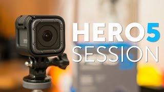 Распаковка GoPro Hero 5 Session (Unboxing)