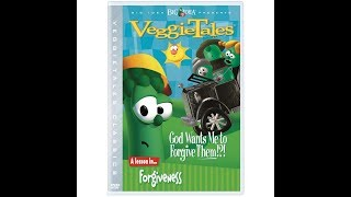 Veggietales:God Wants Me To Forgive Them?!? 2004 DVD Menu Walkthrough