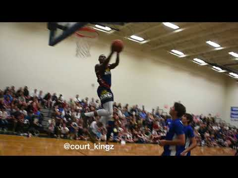Court Kingz Shows Out at Geneva Christian School !