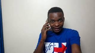 Erick Omondi disappointed Arsenal Vs Manchester united