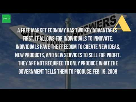 What Are The Advantages And Disadvantages Of A Free Market Economy?