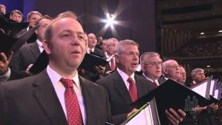 Watch Mormon Tabernacle Choir Glory To God On High video