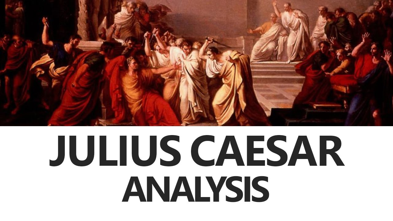 shakespeare s julius caesar analyze brutus and antony s fu Act i of william shakespeare's julius a specific case would be after the death of caesar both brutus and antony (in response to rina's analysis.