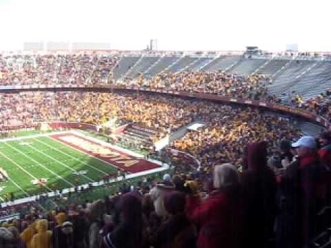 University of Minnesota fight song