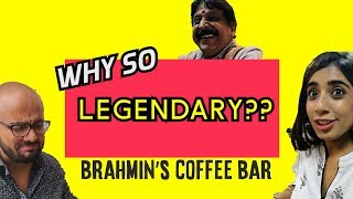 Why So Legendary - Brahmin's Coffee Bar