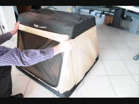 croft classic autobox f r hunde youtube. Black Bedroom Furniture Sets. Home Design Ideas
