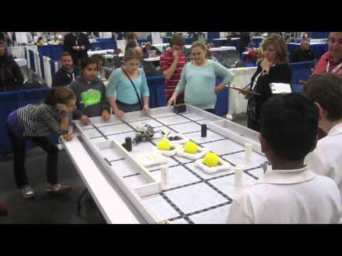 OETC Bot Ball Tournament - Match 4