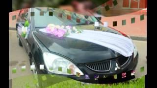 Аренда свадебных украшений на машины .mpg