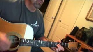 Rhythm of the Rain-Rod Rinehart Acoustic Cover