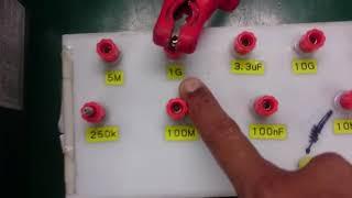 Megger MIT 525 Repair and Calibration by Dynamics Circuit (S) Pte. Ltd.
