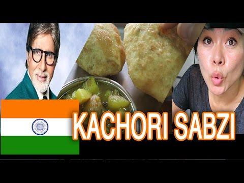 Amitabh Bachchan & Eating Kachori Sabzi | Kolkata, India