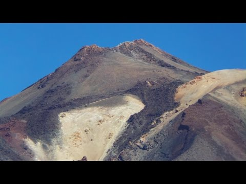 OUR CABLE CAR TRIP TO THE TOP OF MOUNT TEIDE VOLCANO IN TENERIFE