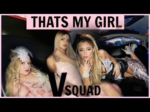 Thats My Girl By Fifth Harmony | V Squad Music Video
